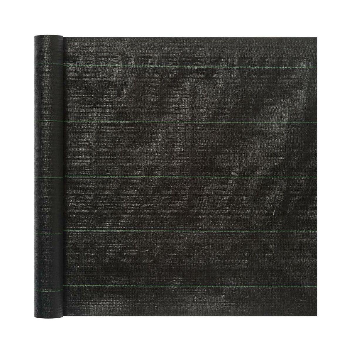 Tkanina Sciolkujaca 1m X 10m 70g M2 Czarna Agrowlokniny Tkaniny Sciolkujace W Atrakcyjnej Cenie W Sklepach Leroy Merlin