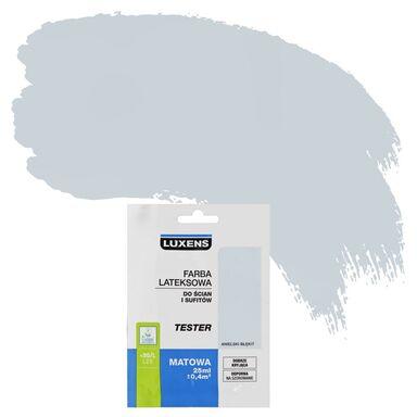 Tester farby DO ŚCIAN I SUFITÓW 25 ml Anielski błękit LUXENS