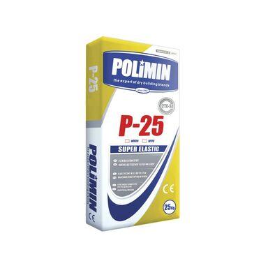 Klej cementowy wysokoelestyczny P - 25 POLIMIN