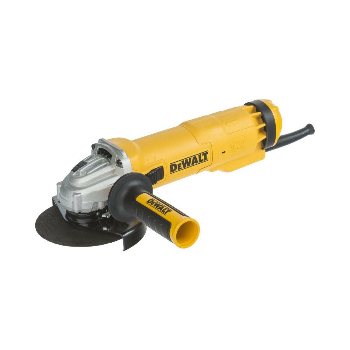 Szlifierka kątowa DWE4207K-QS  125 mm   1010 W  DEWALT