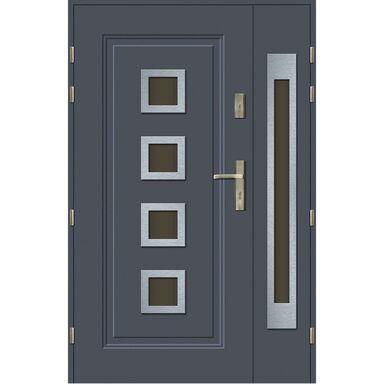 Drzwi wejściowe DENVER 120Lewe