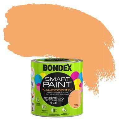 Farba wewnętrzna SMART 2,5 l Morele w słoiku BONDEX