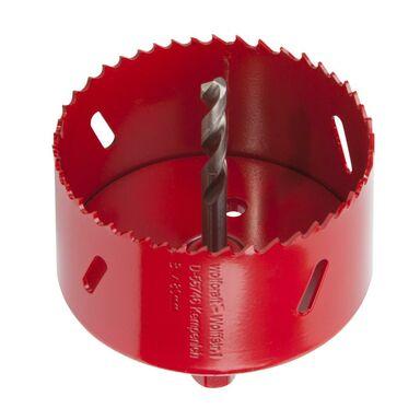 Otwornica do metalu 80 mm z wiertłem HSS 5485000 WOLFCRAFT