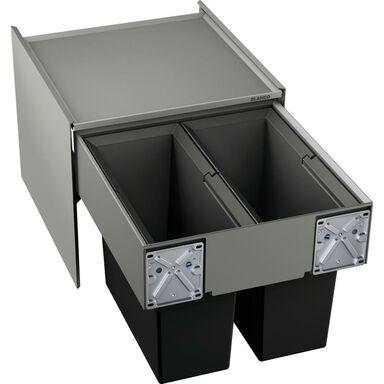 Kosz na śmieci BLANCO SELECT 45/2 2 x 16 l