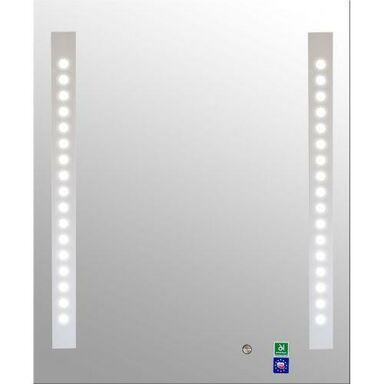 Lustro z wbudowanym oświetleniem LOKI 50 x 60 DUBIEL VITRUM