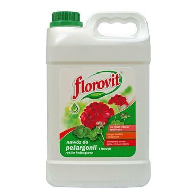 Nawóz do pelargonii i roślin kwitnących 3 kg FLOROVIT