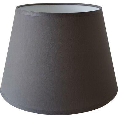 Abażur 9051 owalny 29-39.5 x 30 cm tkanina szary E27 TK LIGHTING