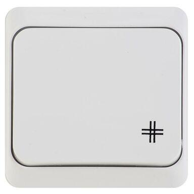 Włącznik krzyżowy PRIMA  Biały  SCHNEIDER ELECTRIC