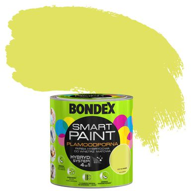 Farba wewnętrzna SMART PAINT 2.5 l Czy to pigwa BONDEX