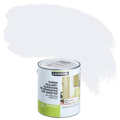 Emalia OLEJNO-ALKIDOWA 2,5 l Granit 6 LUXENS