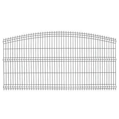 Panel ogrodzeniowy WAVE 250 cm x 113 - 130 cm ANOTIS