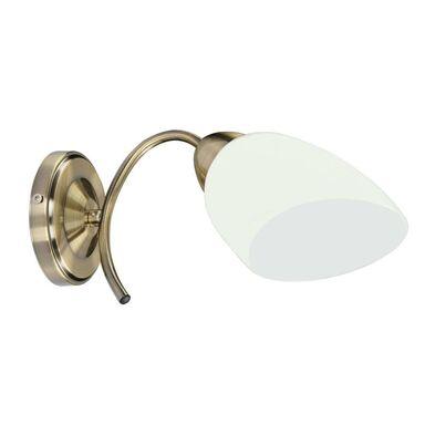 Kinkiet VILETTA biały z patyną E27 SPOT-LIGHT