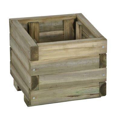 Donica ogrodowa 30 x 30 cm drewniana PRIMO SOBEX