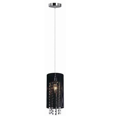 Lampa wisząca LANA czarna E14 ITALUX