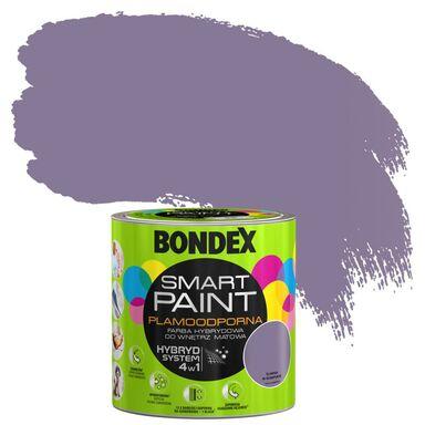 Farba wewnętrzna SMART PAINT 2.5 l Śliwka w kompocie BONDEX