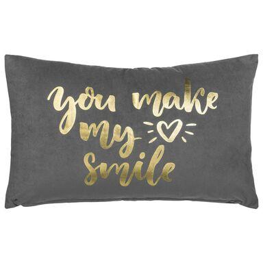 Poduszka Gotowa Smile 50 X 30 Cm Inspire