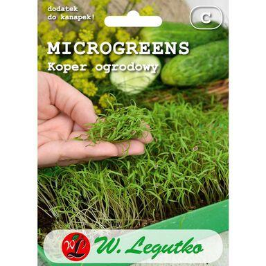 Koper ogrodowy microgreens W. LEGUTKO
