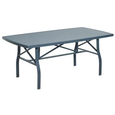 Stół ogrodowy 100 x 180 cm ROMA NATERIAL