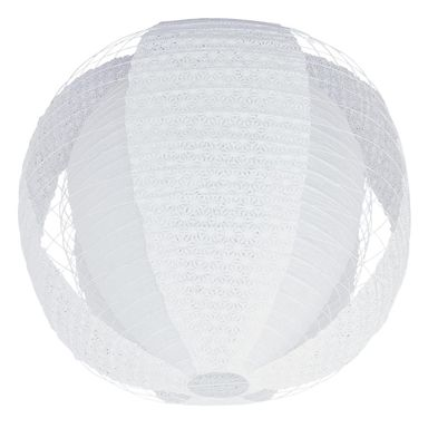 Kula papierowa NATSU 60 cm biała INSPIRE