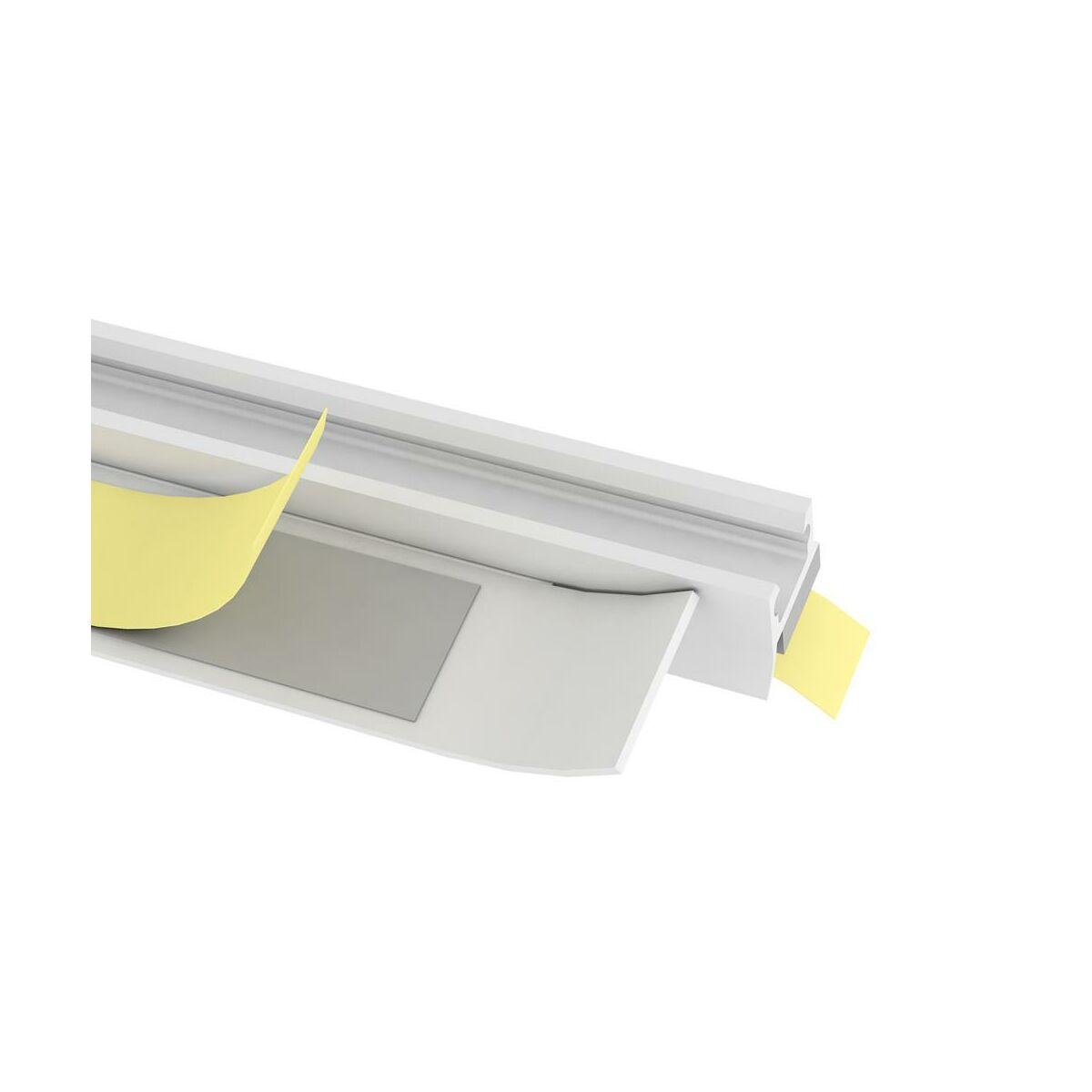Listwa Przyokienna Pvc 3 M Protektor Akcesoria Montazowe Do Systemow Docieplen W Atrakcyjnej Cenie W Sklepach Leroy Merlin