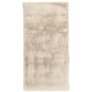 Dywan shaggy RABBIT jasnobeżowy 60 x 120 cm