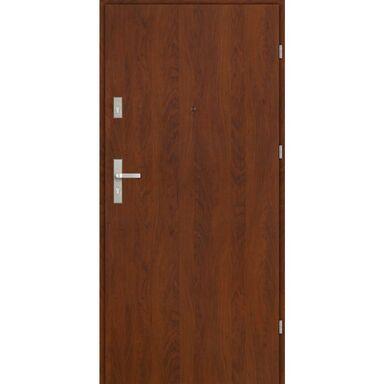 Drzwi wejściowe CASTELLO BASIC Orzech 90 Prawe EVOLUTION DOORS