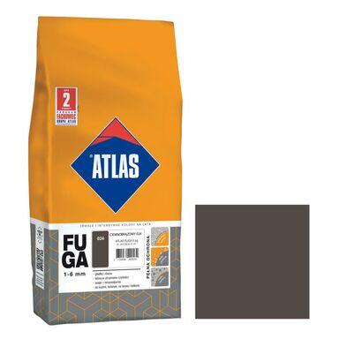 Fuga cementowa 024 ciemnobrązowy 5 kg ATLAS