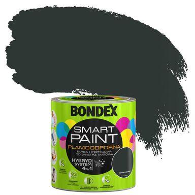 Farba wewnętrzna SMART PAINT 2.5 l Czarno czarny BONDEX