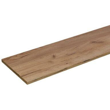 Półka meblowa dąb craft 120 x 30 cm Floorpol