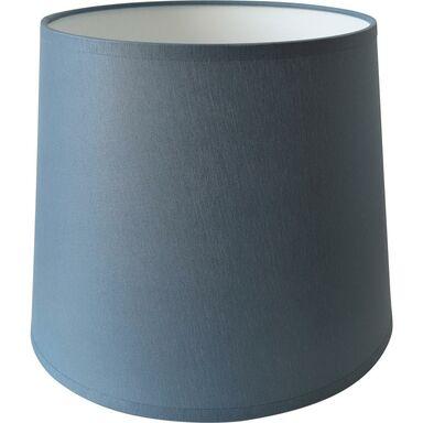 Abażur 9991 owalny 16-14 x 16 cm tkanina niebieski E27 TK LIGHTING