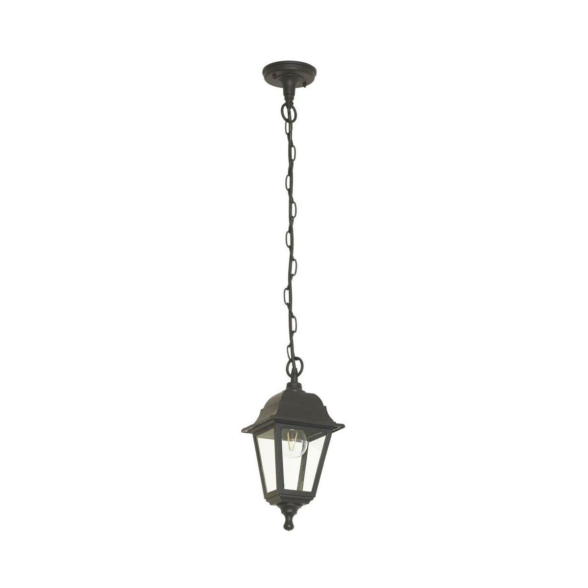 Lampa Ogrodowa Wiszaca Sima Ip44 Czarna E27 Inspire Oswietlenie Ogrodowe Napieciowe W Atrakcyjnej Cenie W Sklepach Leroy Merlin