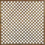 Płot kratkowy 180x180 cm drewniany NIVE NATERIAL