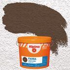 Farba elewacyjna akrylowa Brązowy ALPINA EXPERT