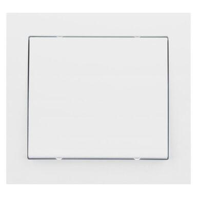 Włącznik pojedynczy KIER  biały  OSPEL