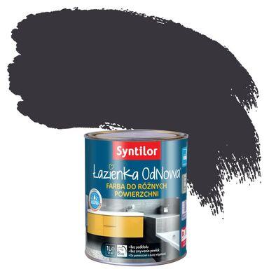 Farba do różnych powierzchni ŁAZIENKA ODNOWA 1 l Grafitowy SYNTILOR