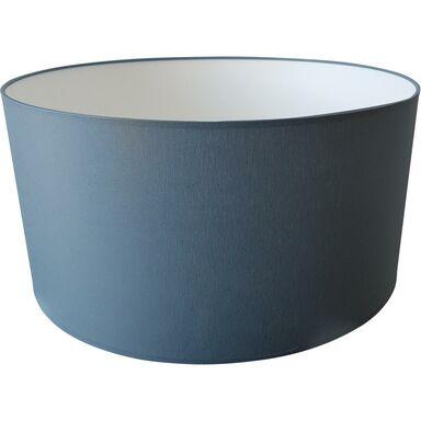 Abażur 9984 walec 50 x 25 cm tkanina niebieski E27 TK LIGHTING