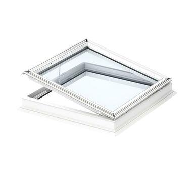 Okno dachowe (powierzchnia płaska) 2-szybowe 80 x 80 cm VELUX