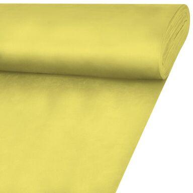 Tkanina bawełniana na mb NICARAGUA LISO żółta szer. 140 cm