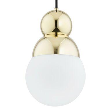 Lampa wisząca LIVIA IP22 biało-złota E14 PREZENT