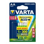 Akumulatorki HR6 / AA VARTA