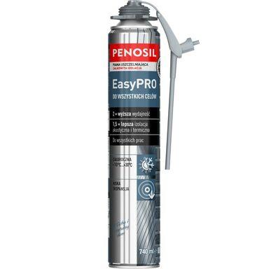 Uniwersalna pianka poliuretanowa EASYPRO 740 ml PENOSIL