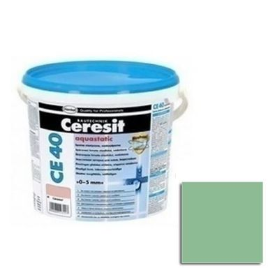 Fuga WODOODPORNA CE40  zielony  2 kg CERESIT