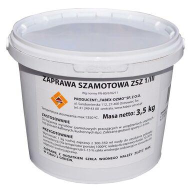 Zaprawa szamotowa ZSZ1/III 3.5 kg