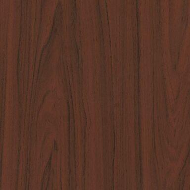 Okleina MAHOŃ CIEMNY brązowa 90 x 210 cm imitująca drewno