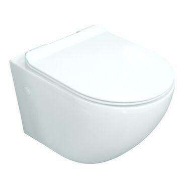 Miska WC wisząca ALICE II DOMINO