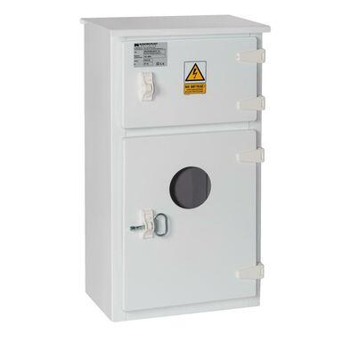 Rozdzielania pod licznik 1 / 3 fazowy z możliwością zabezpieczenia górnego typu NR-25 S ELEKTRO - PLAST