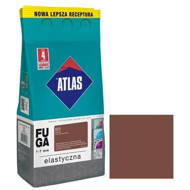Fuga cementowa 023  brązowy  5 kg ATLAS