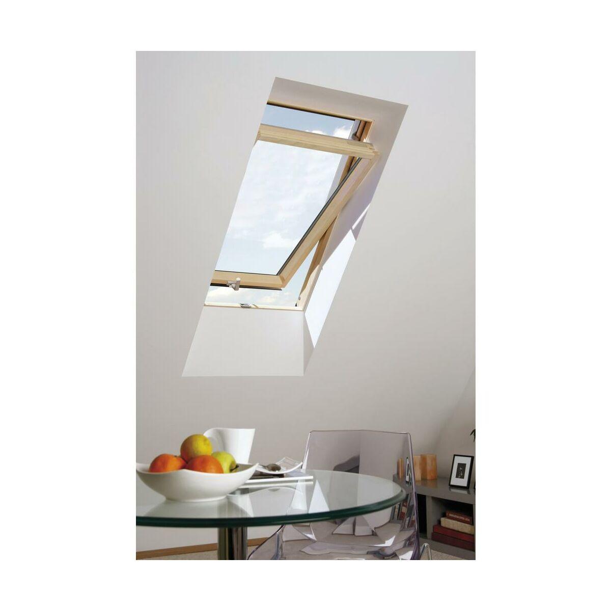 Okno Dachowe 2 Szybowe 78 X 118 Cm Erw Okna Dachowe W Atrakcyjnej Cenie W Sklepach Leroy Merlin