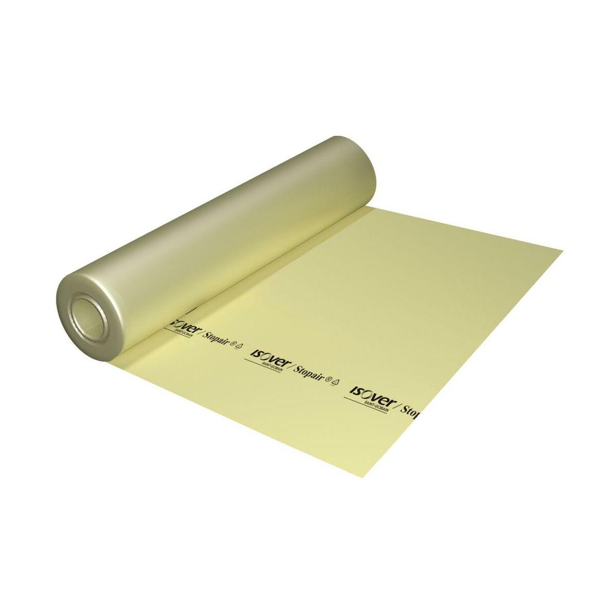 Membrana Dachowa Stopair 0 2 Mm Isover Folie I Akcesoria Paroprzepuszczalne W Atrakcyjnej Cenie W Sklepach Leroy Merlin