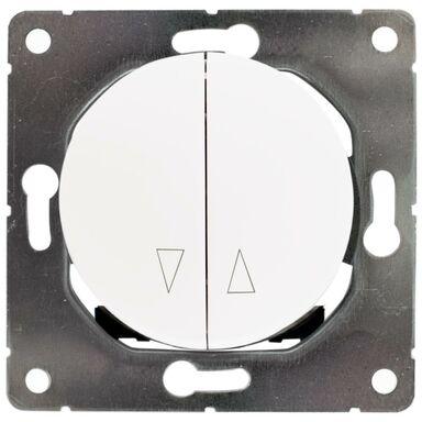 Włącznik żaluzjowy SOUL SEU1030W biały DPM